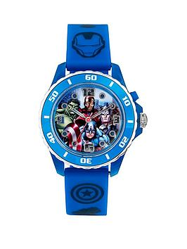 avengers-age-of-ultron-avengers-printed-dial-blue-silicone-strap-flashing-kids-watch