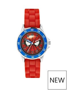 spiderman-spiderman-printed-dial-red-silicone-strap-kids-watch