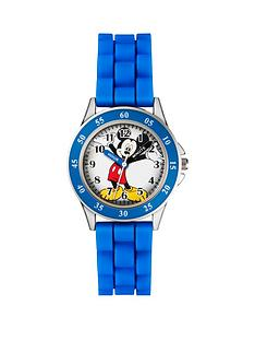 mickey-mouse-printed-dial-silicone-strap-time-teller-watch