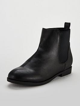 v-by-very-hannah-snake-trim-chelsea-boot