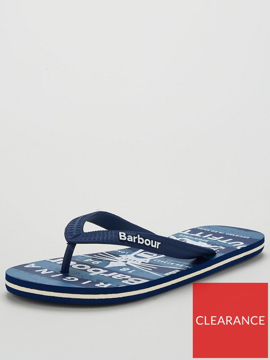 801385b8695f7d Barbour Beacon Beach Sandal