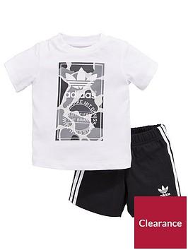 adidas-originals-baby-boys-camo-trefoil-set-blackwhitenbsp
