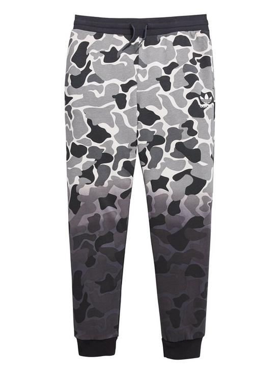 27c160d77d6 adidas Originals Boys Trefoil Camo Pants