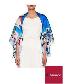 ted-baker-delliia-harmony-scarf-cape-bright-blue