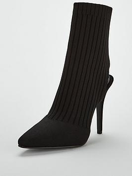 Kendall + Kylie Kendall + Kylie Adrian Cut Out Ankle Boot