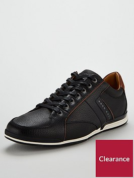 boss-saturn-leather-trainer