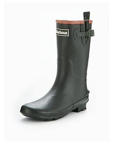 barbour-kids-wellington-boots-olive