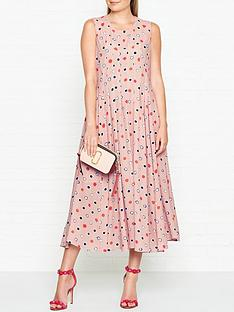 ps-paul-smith-spot-pleat-detail-sleeveless-dress-pink