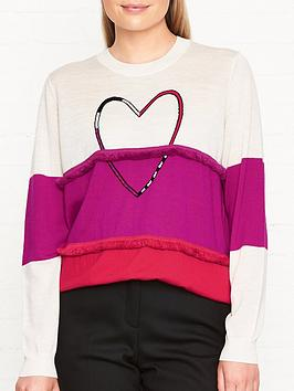 ps-paul-smith-heart-frill-colour-block-jumper-pinkwhite