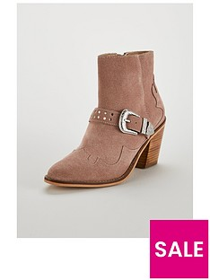 v-by-very-forest-real-suede-heel-western-boot-blush