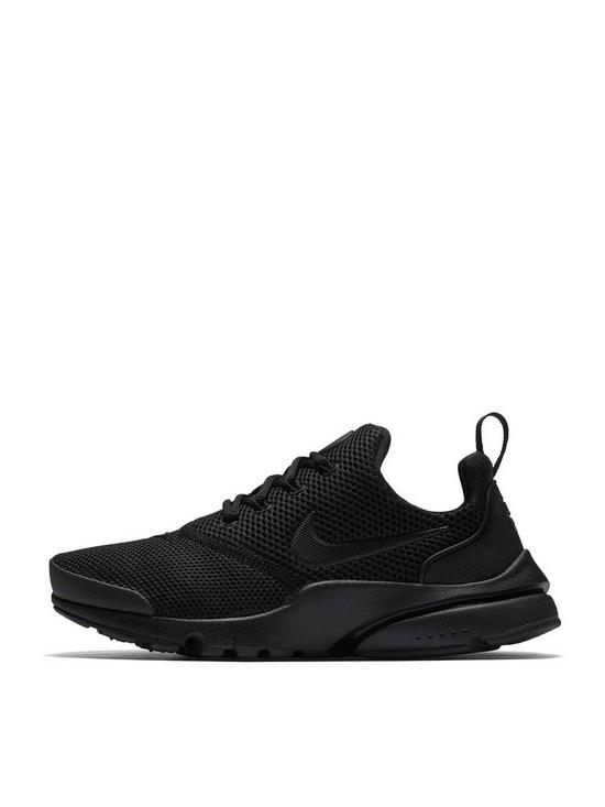 buy popular 5f6d0 d3d4e Nike Presto Fly Junior Trainer