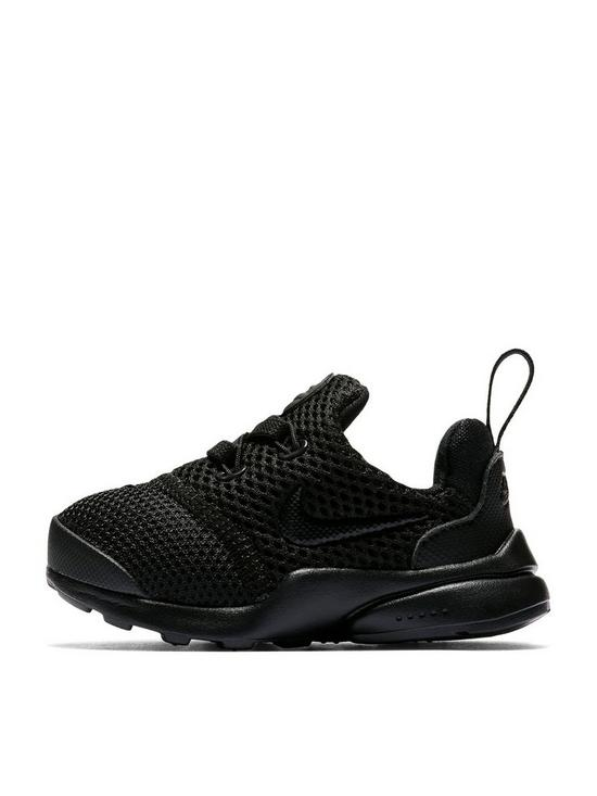 Nike Presto Fly Infant Trainers - Black  292669f9e0df