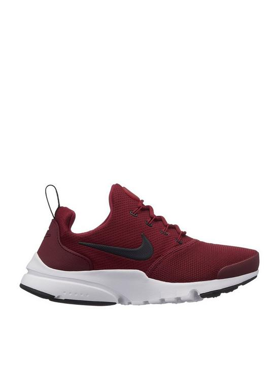 205d5d34b6d Presto Fly Junior Trainers - Red