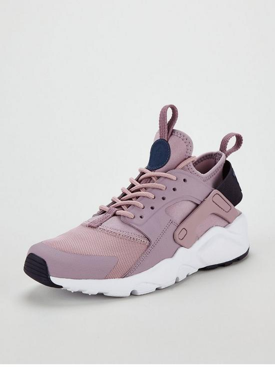 85c0e923cd Nike Air Huarache Run Ultra Junior - Pink | very.co.uk