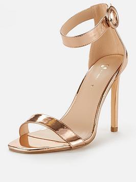 V By Very Bellasima High Minimal Sandal