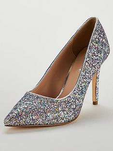 v-by-very-colarado-high-point-court-shoe-silver