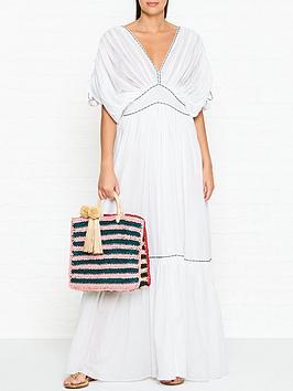 pitusa-clara-plunge-maxi-dress-white
