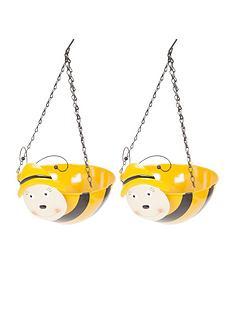 pair-of-wobblehead-bee-hanging-baskets-11039039-32cm