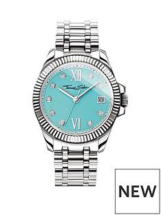 thomas-sabo-thomas-sabo-divine-turquoise-dial-stainless-steel-ladies-watch