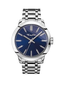 thomas-sabo-thomas-sabo-rebel-at-heart-blue-dial-stainless-steel-bracelet-mens-watch