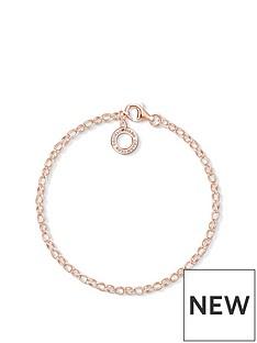 thomas-sabo-thomas-sabo-18k-rose-gold-plate-sterling-silver-17cm-charm-ring-bracelet
