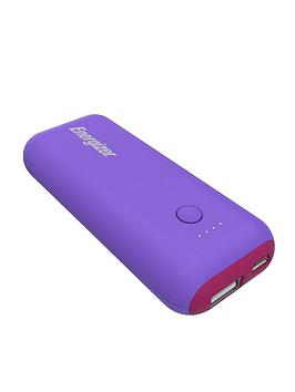 energizer-5000mah-power-bank-with-soft-touch-finish-purple-magenta