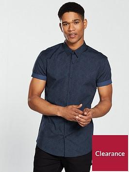 river-island-short-sleeve-paisley-poplin-shirt