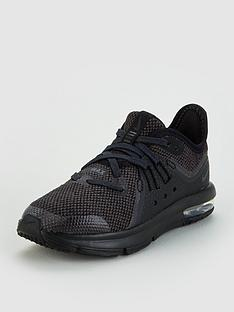 nike-air-max-sequent-3-childrens-trainers-blackgrey