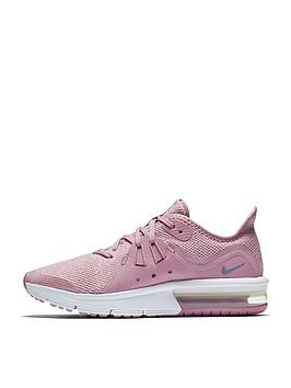 nike-air-max-sequent-3-junior-trainers-pinkgrey
