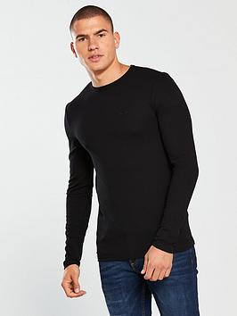 river-island-ls-muscle-fit-tshirt