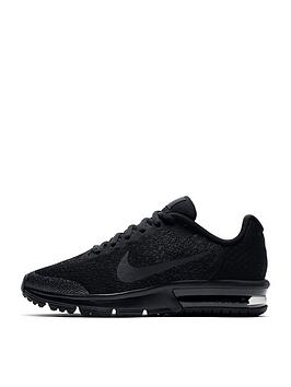 nike-air-max-sequent-2-junior-trainers-black