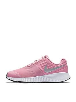nike-star-runner-junior-trainers-pinksilver