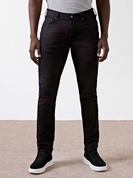 river-island-black-slim-fit-jeans