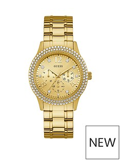 guess-guess-bedazzle-gold-and-stone-set-dial-with-gold-stainless-steel-strap-ladtes-watch
