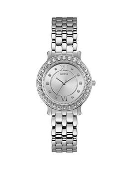 guess-blush-silver-and-stone-set-dial-silver-stainless-steel-ladies-watch