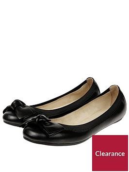 accessorize-leather-elastic-bow-ballerina-black