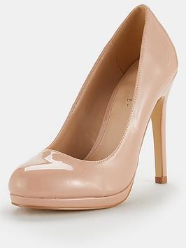 v-by-very-carla-high-platform-court-shoe-nude