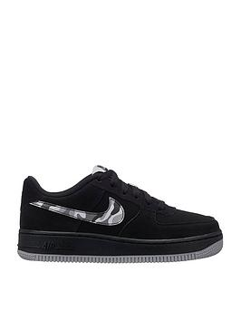 nike-junior-air-force-1-trainer-blackgreywhitenbsp