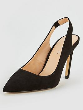 v-by-very-cambridge-sling-back-pointed-court-shoe-black