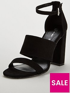 v-by-very-bess-high-block-heel-three-strap-sandal-black