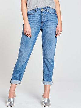 Maison Scotch Boyfriend Jean - Master Blue