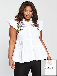 lost-ink-curve-blouse-with-bird-embroidery-white