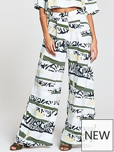 native-youth-printed-wide-leg-pants-stone