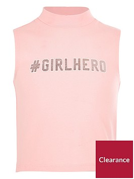 river-island-girls-lsquogirlherorsquo-turtleneck-tank-top