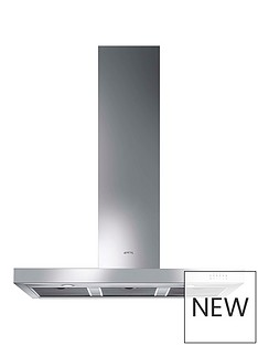 smeg-ks110xe-110cm-symphony-stainless-steel-chimney-hood-stainless-steel