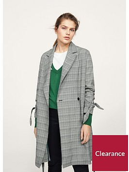 violeta-check-trench-coat