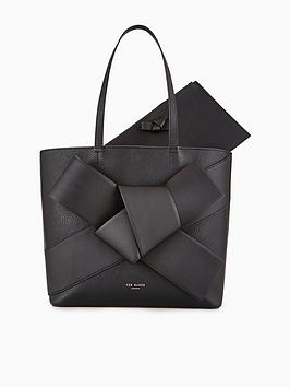 ted-baker-alliiee-giant-knot-shopper-tote-bag