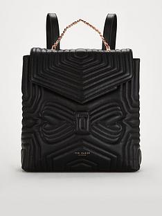 ted-baker-ted-baker-coletee-quilted-bow-leather-backpack