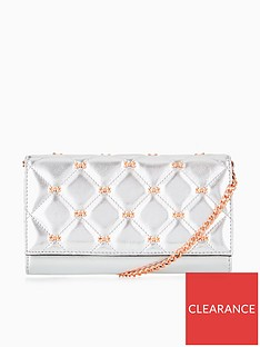 5e7c399cf3fd62 Ted Baker Cambre Quilted Bow Crossbody Matinee Bag