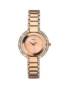 sekonda-sekonda-seksy-blush-dial-gold-and-stone-set-stainless-steel-bracelet-ladies-watch